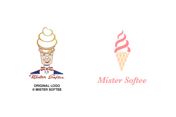 Mister Softee Redesign