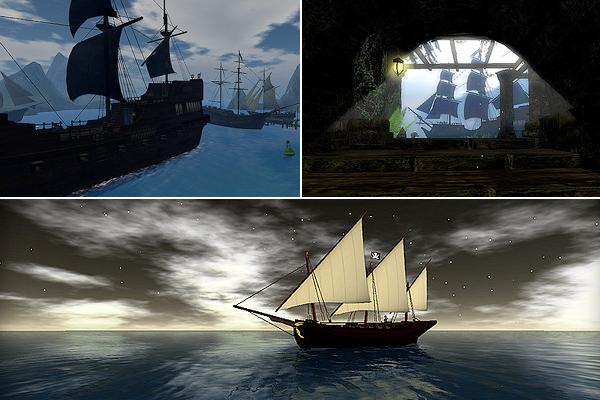 Maritime Simulations