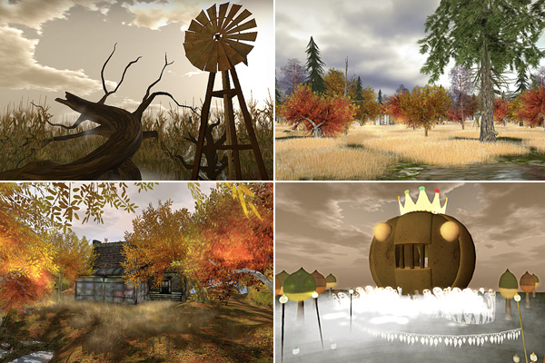 Autumnal Seasonscapes