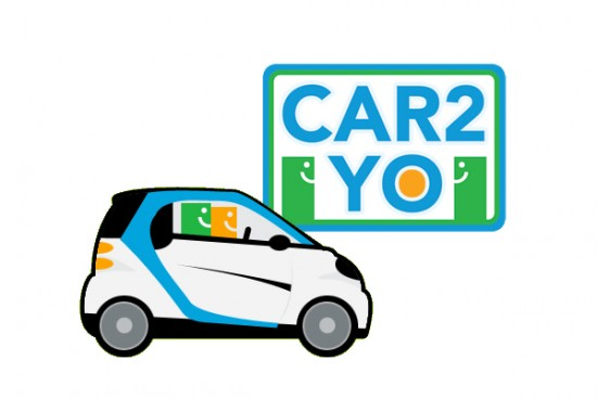 Car2Yo logo and icon
