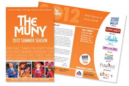 Muny 2012 Brochure