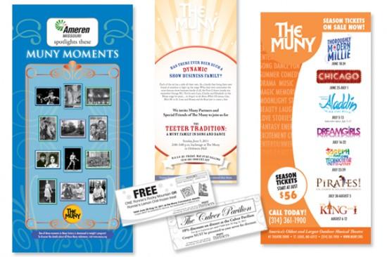 Muny 2012 Various