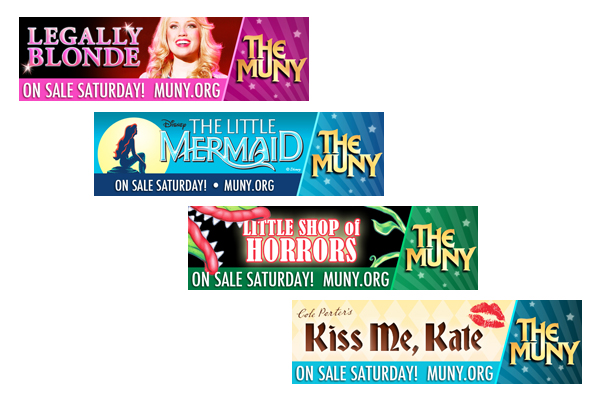 Muny 2011 Billboards