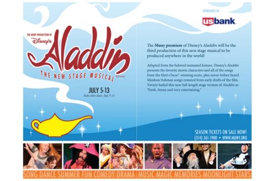 Aladdin (Brochure)