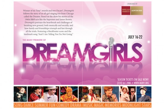 Dreamgirls (Brochure)