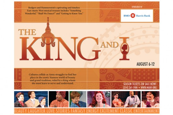 The King And I (Brochure)