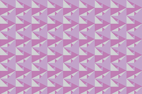 Rabbit Pattern – Violet Kites
